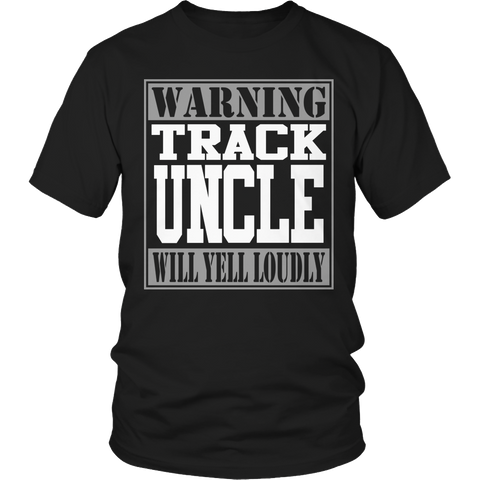 Limited Edition - Warning Track Uncle will Yell Loudly