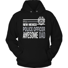 Limited Edition - This New Mexico Police Officer Is An Awesome Dad