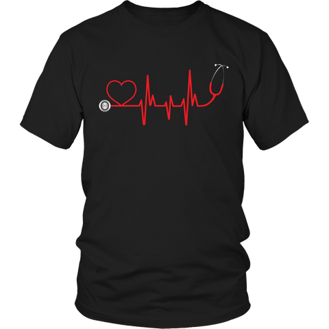 Limited Edition - EMS Nurse Doctor Love Pulse