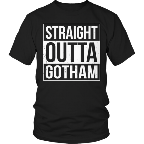 Limited Edition - Straight Outta Gotham