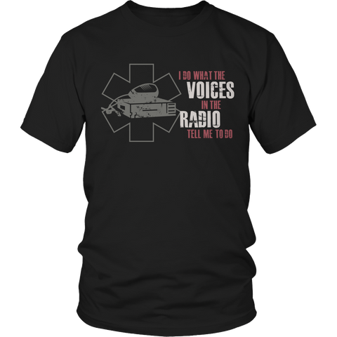 Limited Edition - I Do What The Voices On The Radio Tell Me