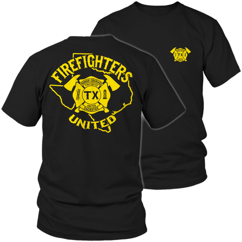 Limited Edition - Texas Firefighters United