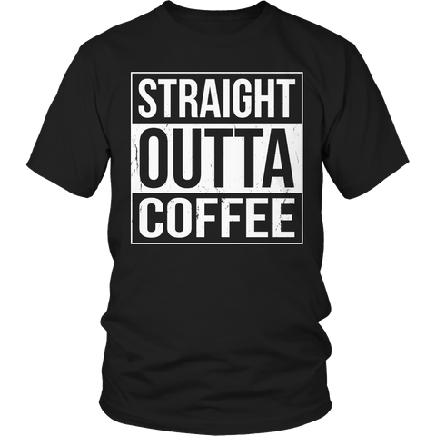 Limited Edition - Straight Outta Coffee