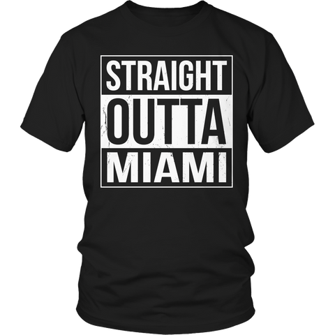 Limited Edition - Straight Outta Miami