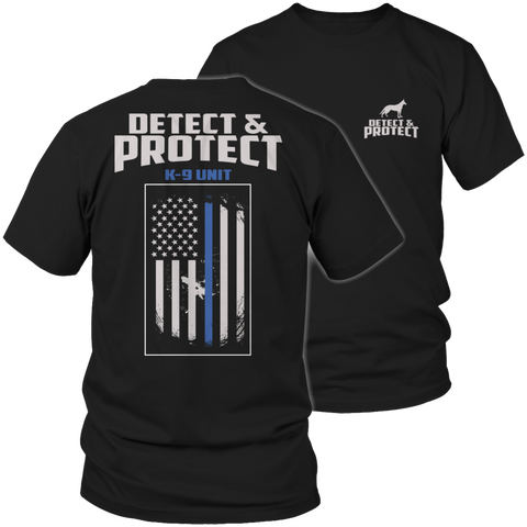 Limited Edition - Detect & Protect K-9 Unit