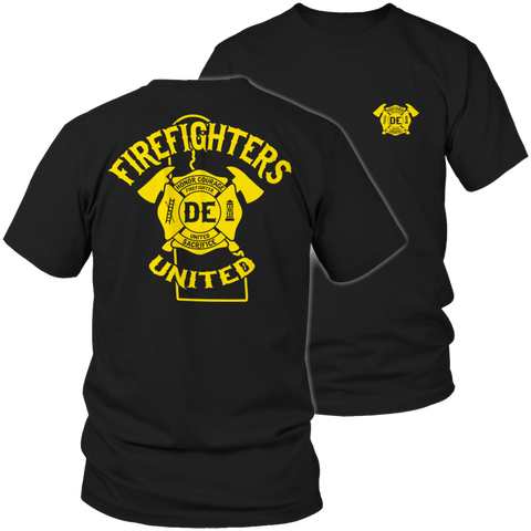 Limited Edition - Delaware Firefighters United