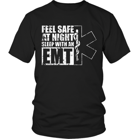 Limited Edition - Feel safe at night sleep with a EMT