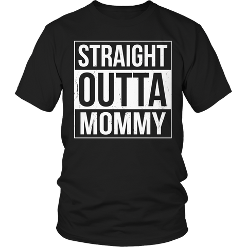 Limited Edition - Straight Outta Mommy