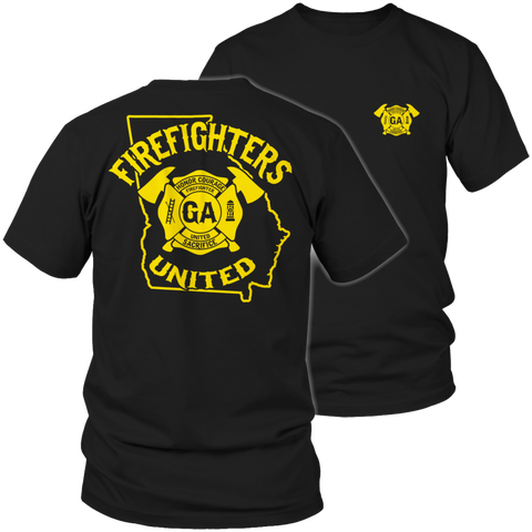 Limited Edition - Georgia Firefighters United