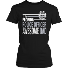 Limited Edition - This Florida Police Officer Is An Awesome Dad