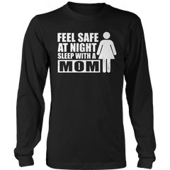 Limited Edition - Feel safe at night sleep with a Mom