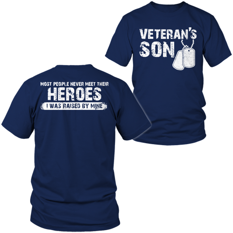 Limited Edition - Veterans Son