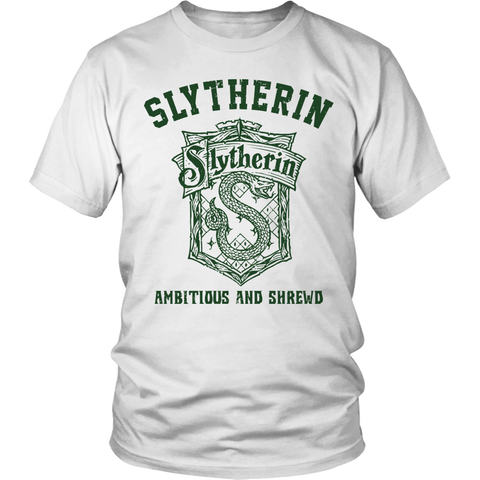 Limited Edition - slytherin
