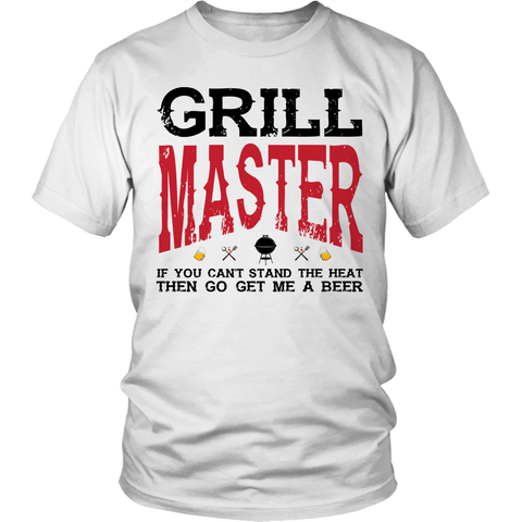 Limited Edition - Grill Master