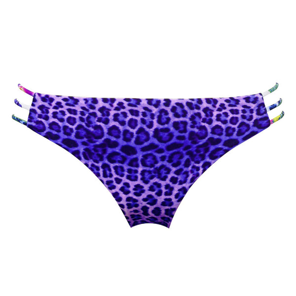 Alphinia Caged Side Bikini Bottom
