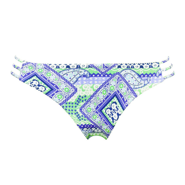 Páz Caged Side Bikini Bottom