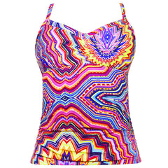 Chase The Sun E Cup Triangle Tankini