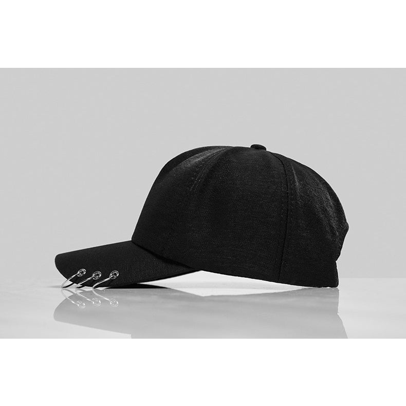 'Messiah' Cap in black