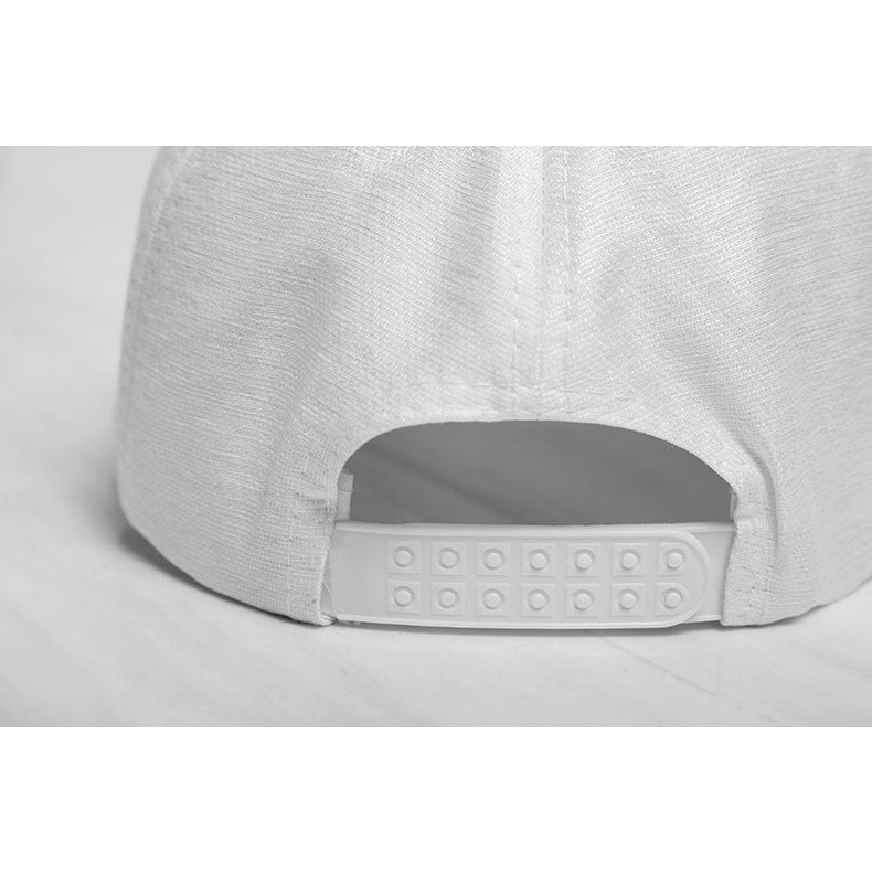'Messiah' Cap in white