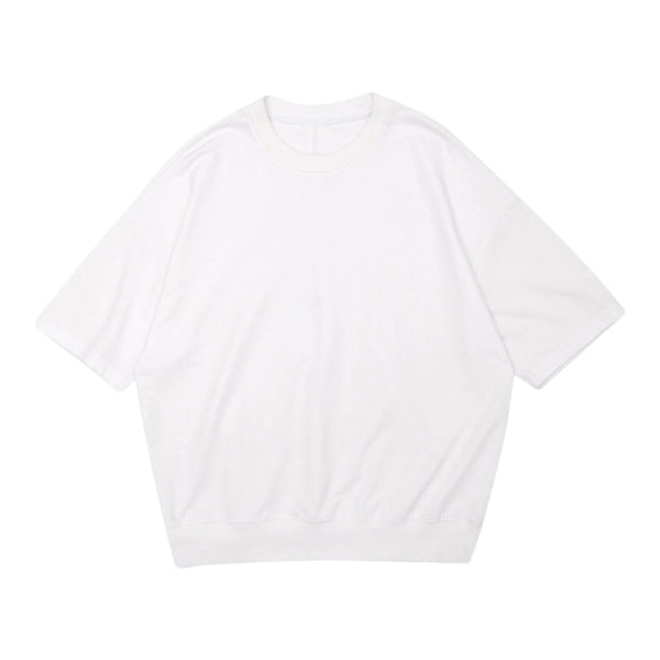 'Leonardo' Sweatshirt In White