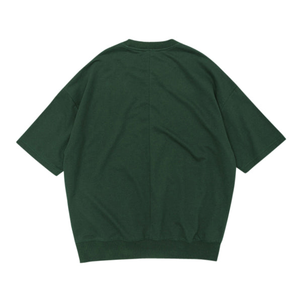 'Leonardo' Sweatshirt In Green