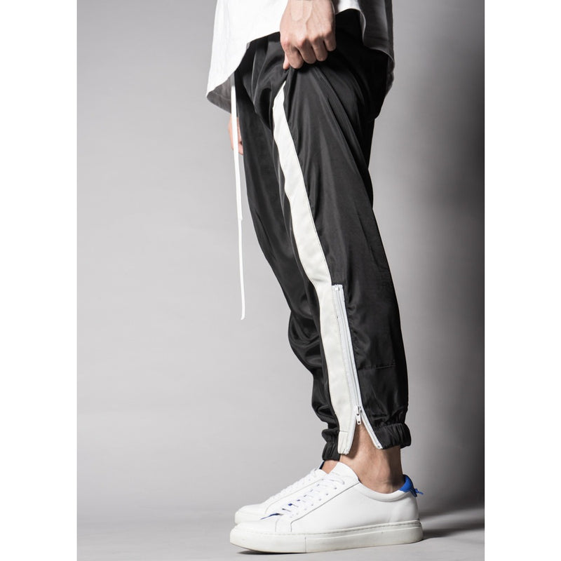 'Everyday' Pants In White Tape