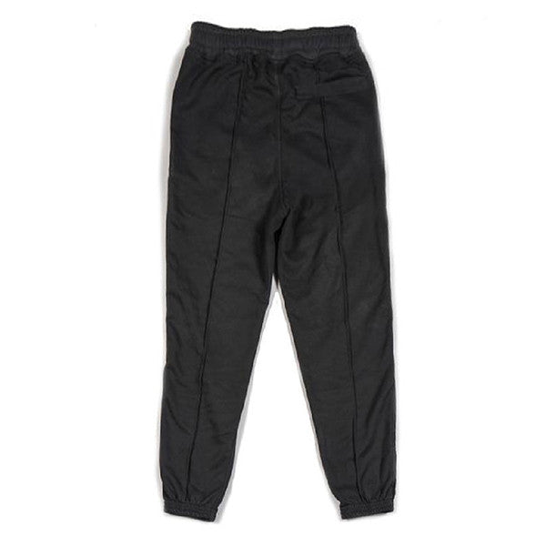 Velour Taped Jogger Pants