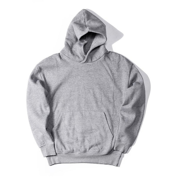 The 'Cosy' Hoodie In Grey