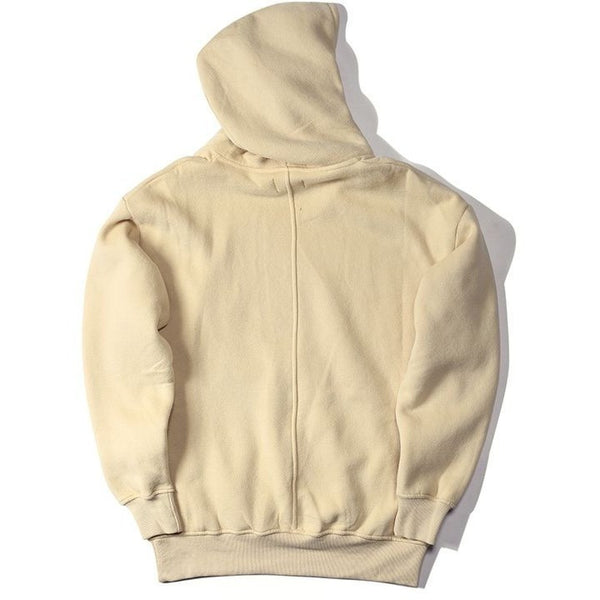 The 'Cosy' Hoodie In Cream