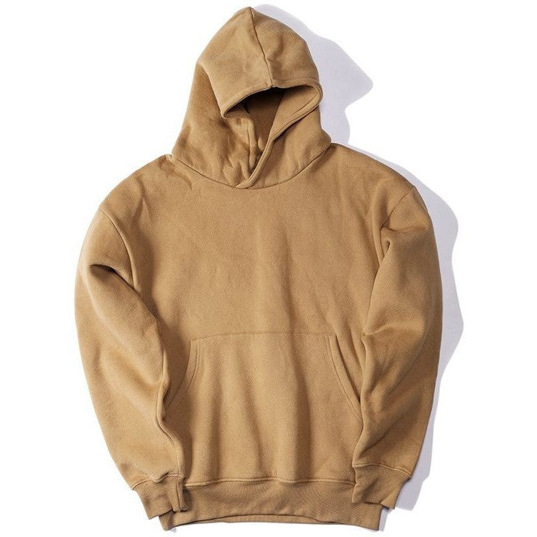 The 'Cosy' Hoodie In Camel