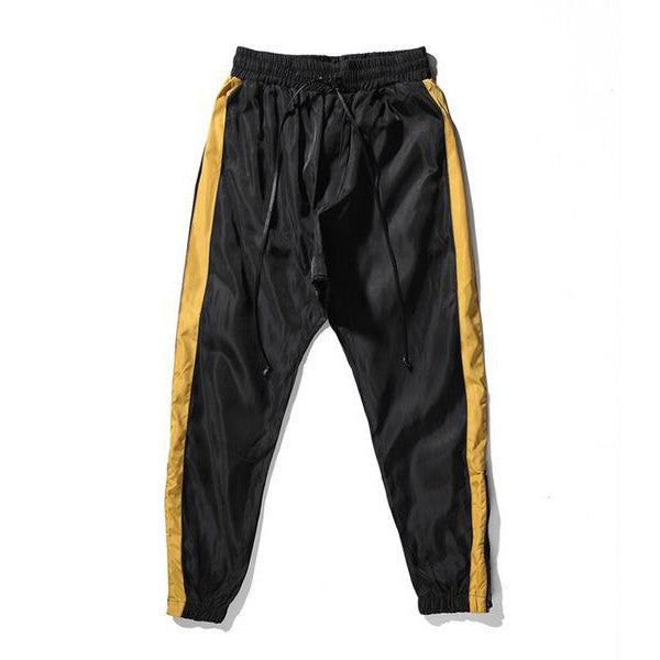 'Everyday' Pants In Yellow Tape