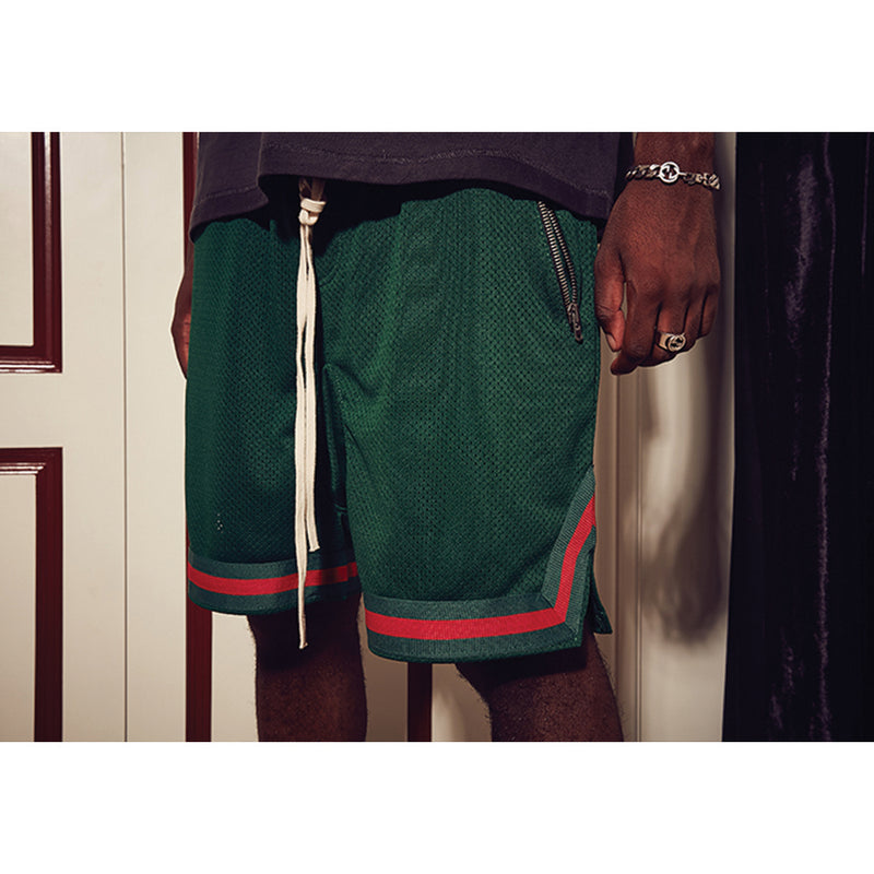 Mesh Gym Shorts (Multicolor)