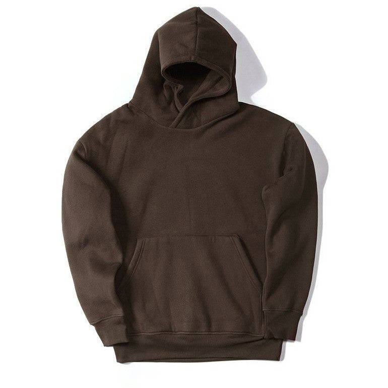 The 'Cosy' Hoodie In Brown