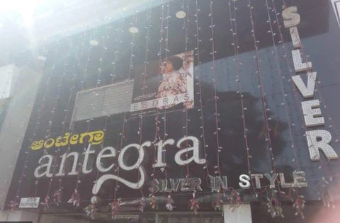 Antegra silver in style Bangalore