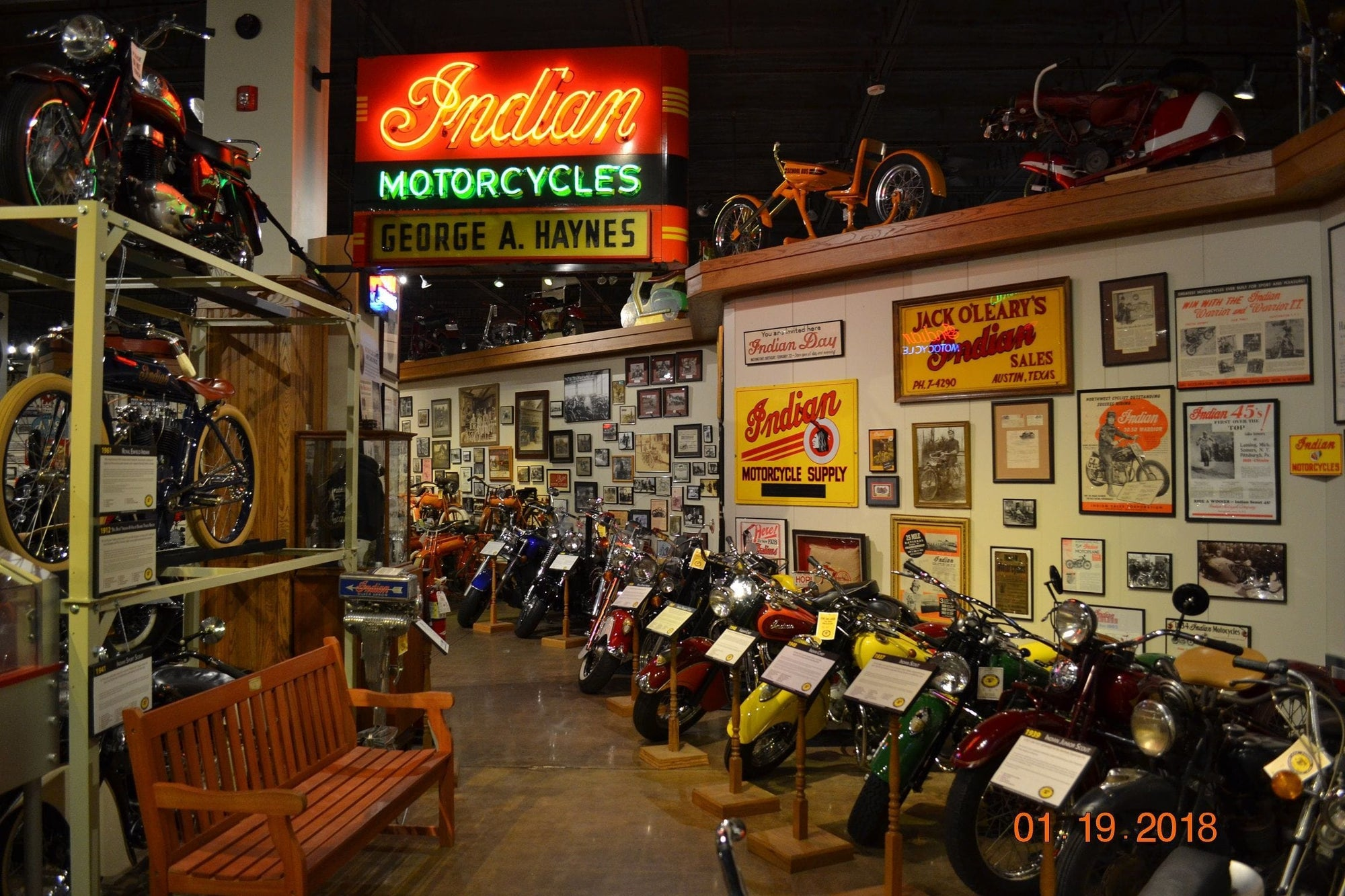 National Motorcycle Museum | Awesome in Anamosa