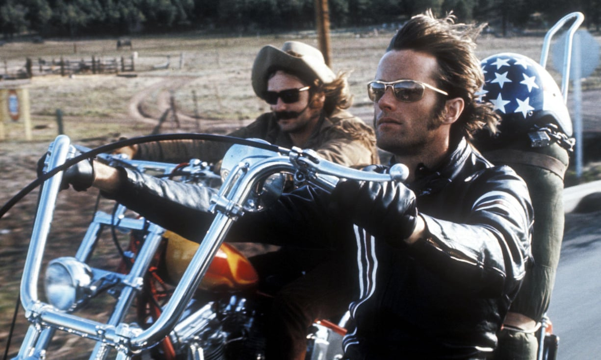 Peter Fonda Rides on Ahead On the 50th Anniversary of Easy Rider