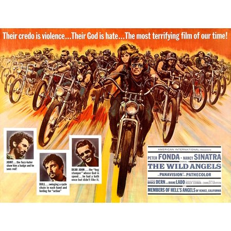 The Birth of Bikers, Part Seven