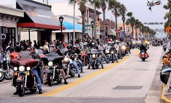 Get Ready to Ride! -- DAYTONA BIKE WEEK 2019