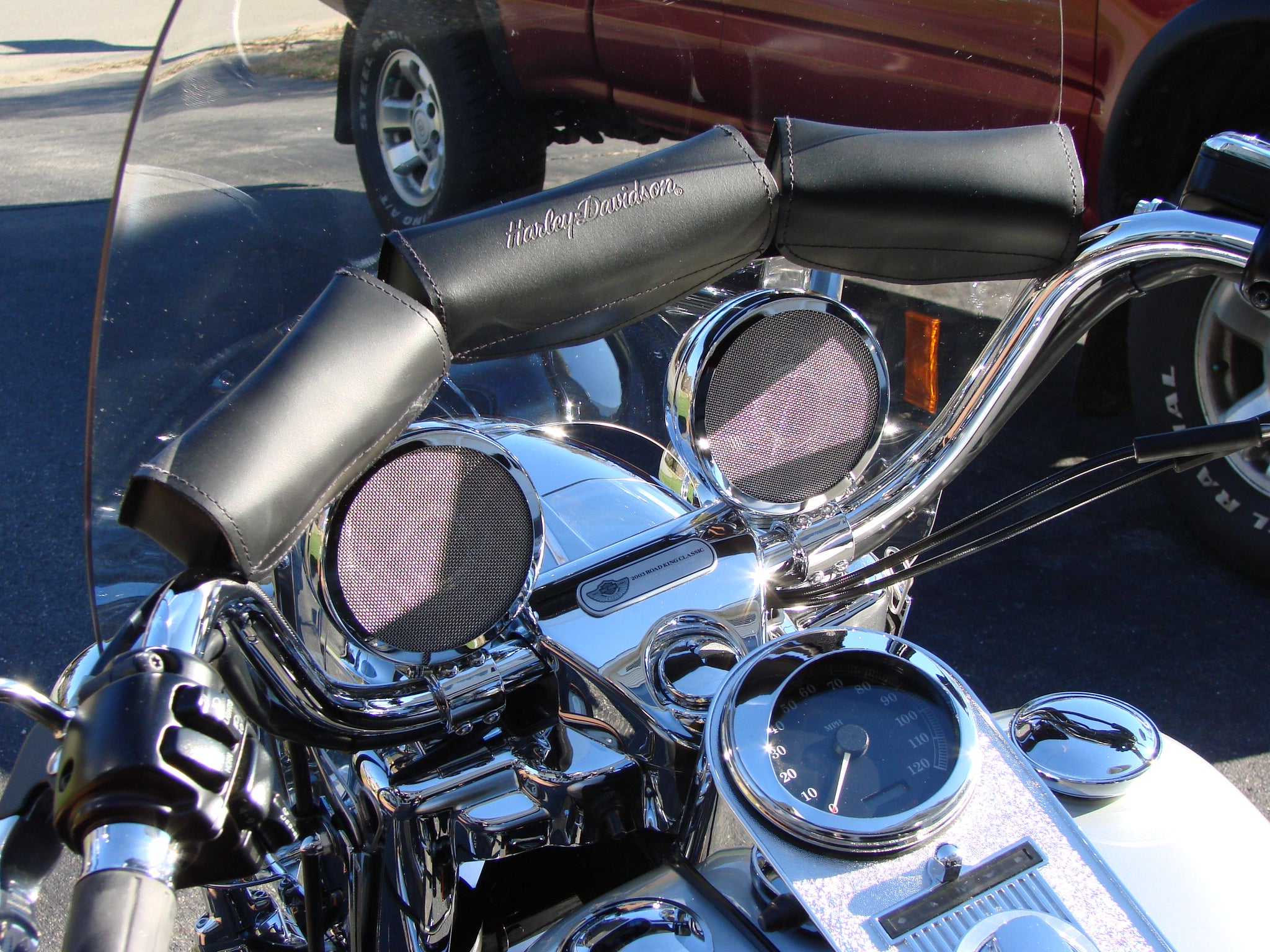 The Magnificent Seven! - Motorcycle Speaker System Comparison