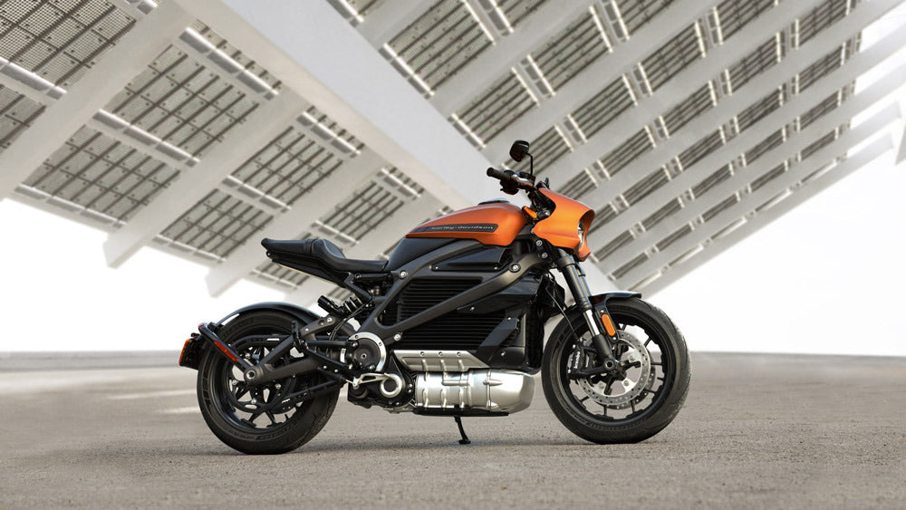 Harley-Davidson LIVEWIRE Electric Motorcycle Review