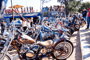 Texas Giddy Up Chopper Show