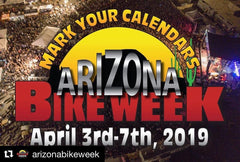 Arizona Bike Week 2019