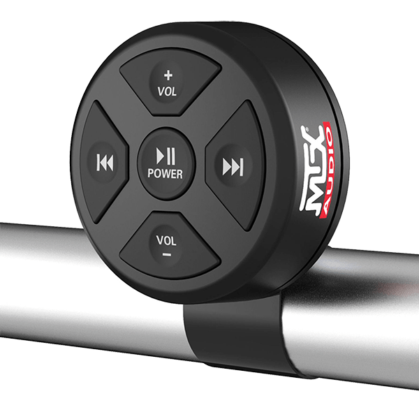 Steel Horse Audio Bluetooth® Receiver + Handlebar Controller