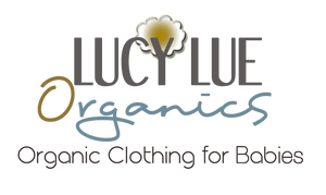 Lucy Lue Organics. The best in modern organic baby clothes. Baby shop for baby essentials and organic baby clothes and gifts. Fair-trade fashion