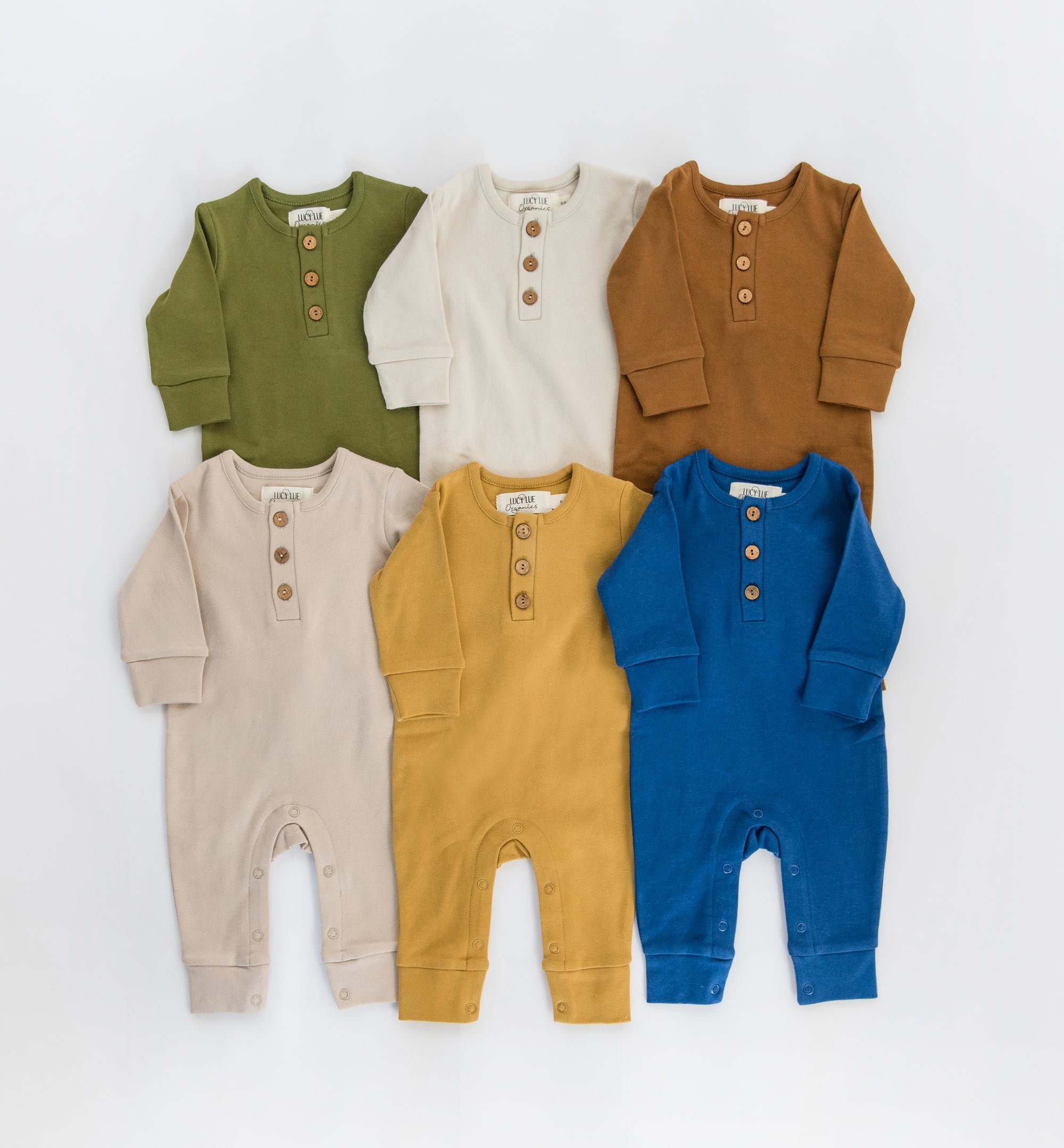 organic coverall | toasted almond (only 3/6m and 18/24 left)