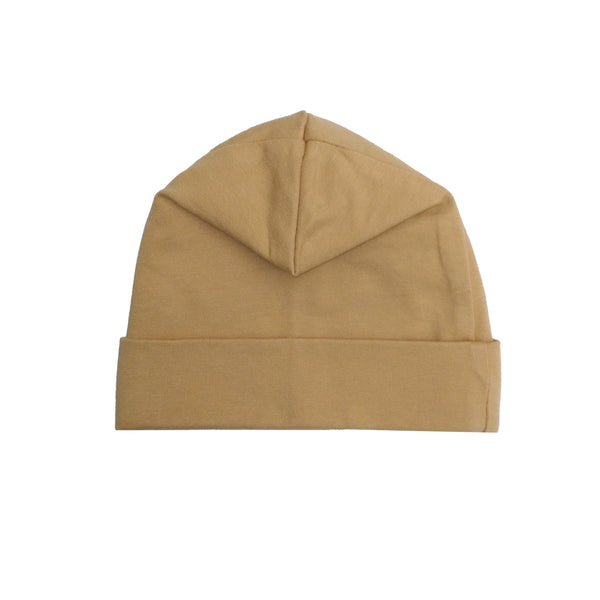 Organic Baby Hat | Wheat