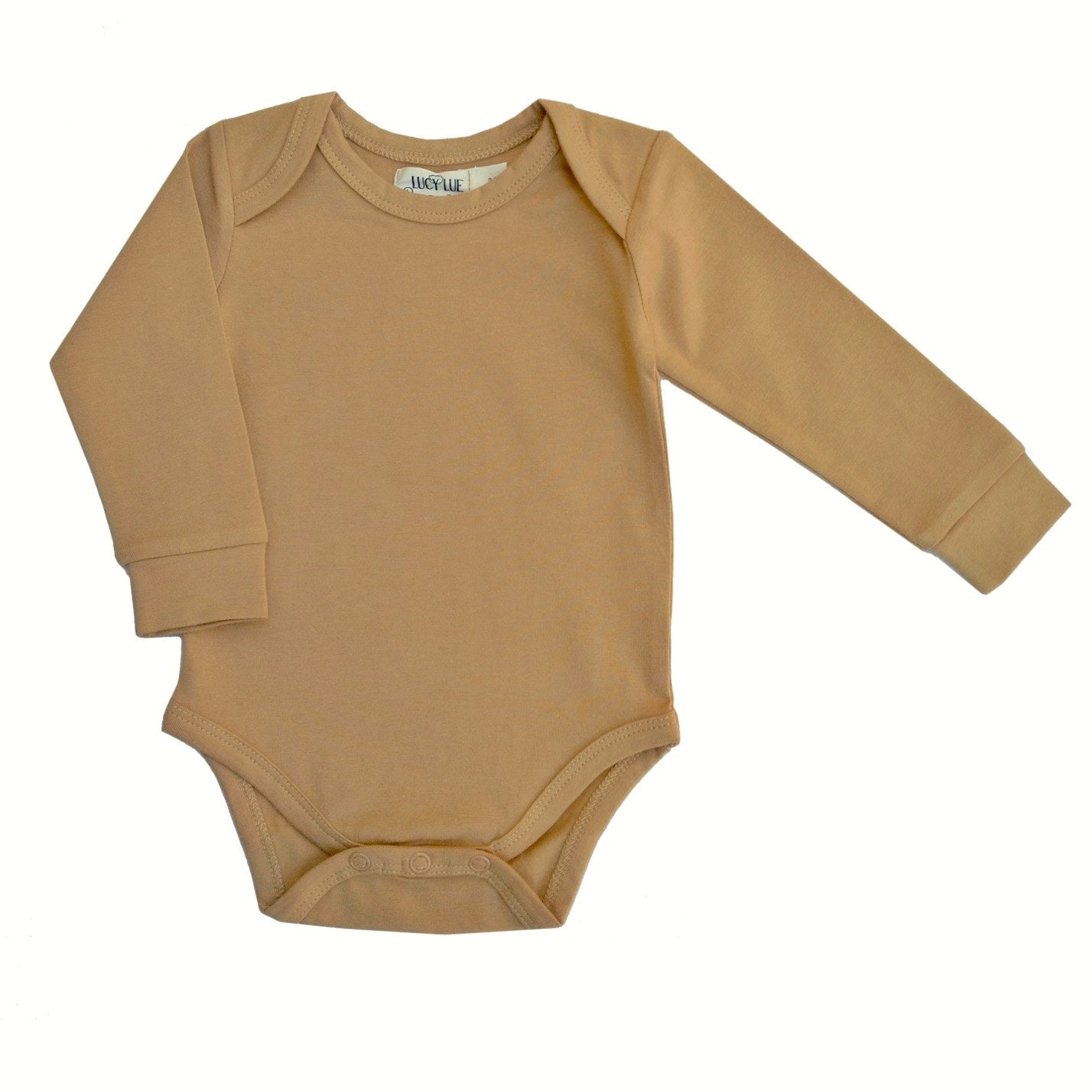 Lucy Lue Organics baby bodysuit. Organic newborn clothes. Baby clothing. Gender neutral newborn clothes. Baby romper. Organic baby bodysuits. modern organic baby clothes. newborn clothes. sustainable baby clothes.  Soft baby clothes. solid color baby clothes