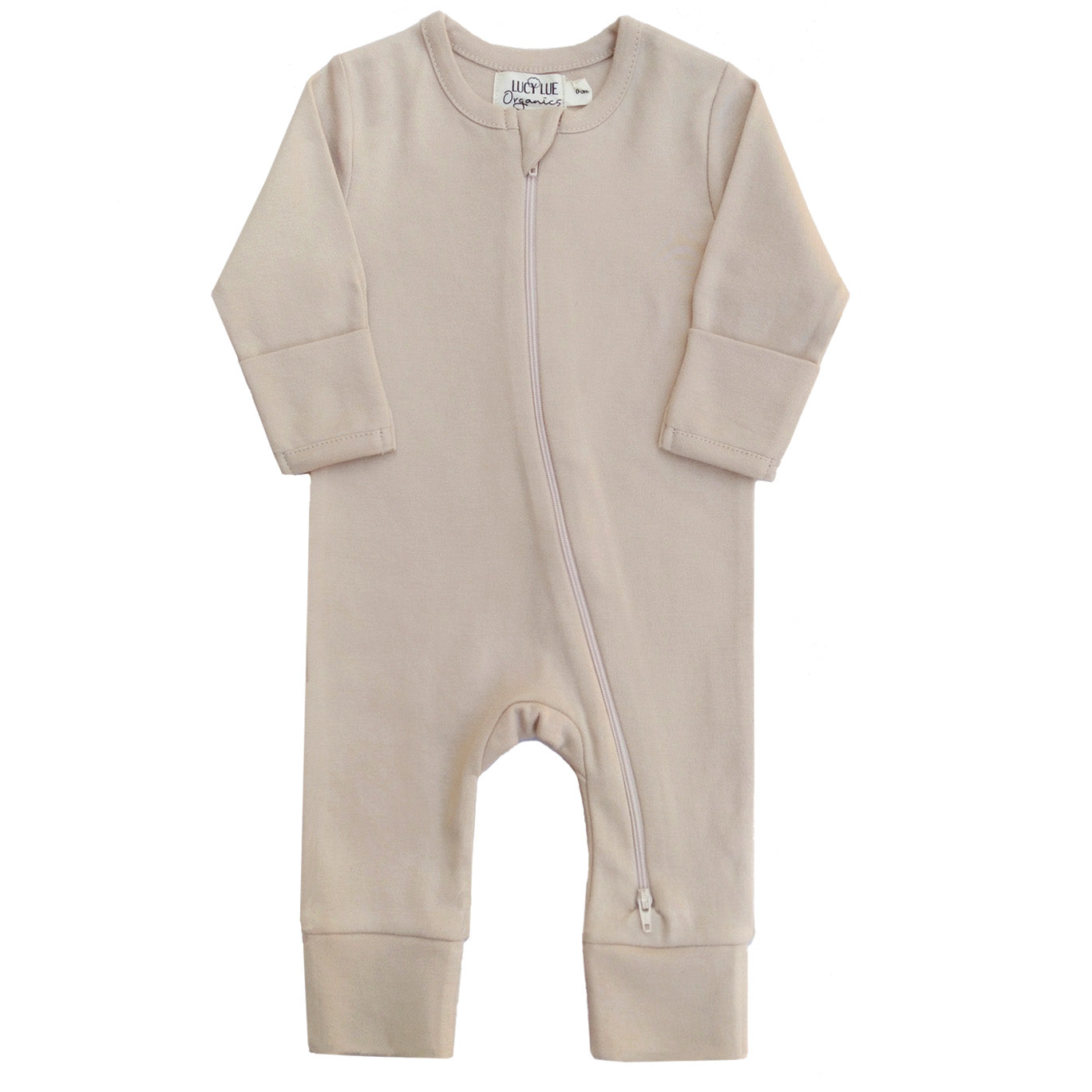 Organic Zipper footie by Lucy Lue Organics. Footed baby romper. Organic baby clothes. Modern organic baby clothes. Baby romper. Zip romper. Zipper baby bodysuit. 2 way zipper baby romper. Footed sleepers. organic onesie, long sleeve romper, newborn baby clothes, L'oved baby romper jumpsuit. sustainable baby clothes, gender neutral romper, romper gift set, baby girl romper, baby boy romper