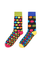 Rad Russel Men Patterned Socks-14926