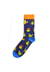 Rad Russel Men Patterned Socks- 40103